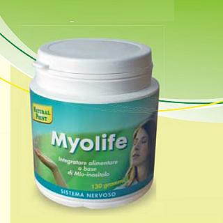 NATURAL POINT MYOLIFE 130 g polvere