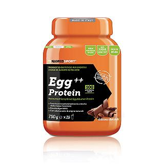 NAMED SPORT EGG PROTEIN 750 g GUSTO DELICIOUS CHOCOLATE / VANILLA CREAM