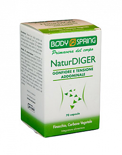 BODY SPRING NATUR DIGER 70CPS