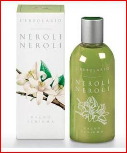 ERBOLARIO Neroli Neroli Bagnoschiuma 250 ml