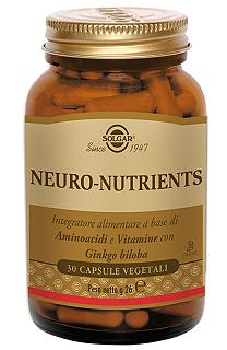 SOLGAR NEURO-NUTRIENTS 30CPS