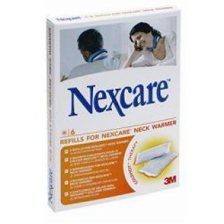 NEXCARE REFILL  RICARICA 6 BUSTE NECK WARMER