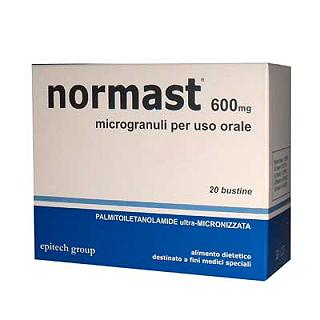 EPITECH GROUP NORMAST 600MG 10 BUSTINE MICROGRANULI
