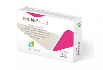 NUTRIDEF ADULTI 20 COMPRESSE