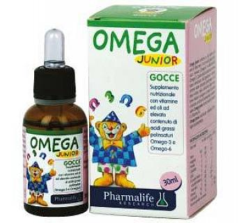 PHARMALIFE OMEGA JUNIOR GOCCE 30ml
