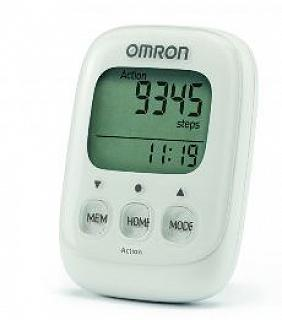OMRON CONTAPASSI WALKING STYLE IV BIANCO