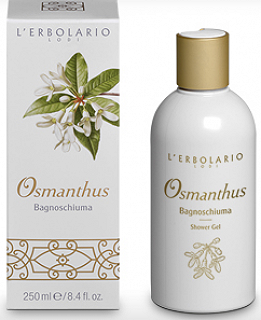 ERBOLARIO OSMANTHUS BAGNOSCHIUMA 250 ml