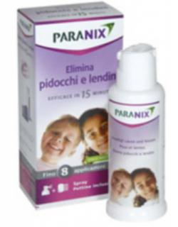 PARANIX SPRAY100ML + SHAMPOO POST TRATTAMENTO