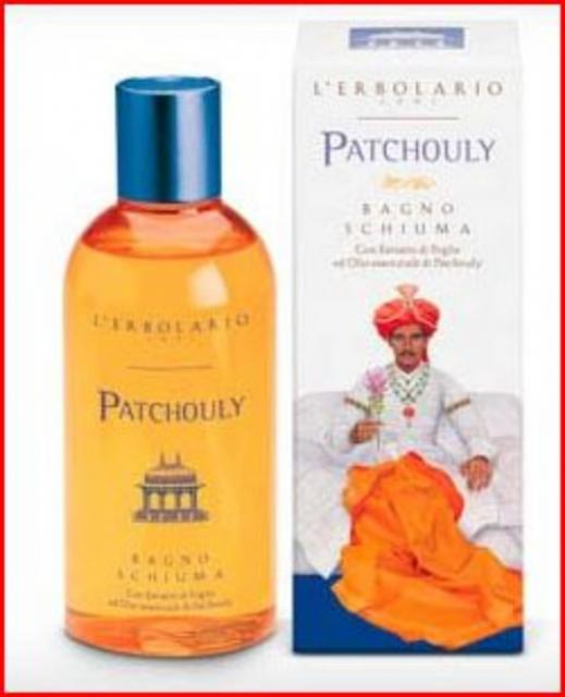 ERBOLARIO Patchouly Bagnoschiuma 250 ml