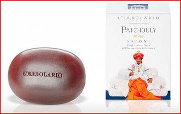 ERBOLARIO Patchouly Sapone 100 G