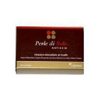 PERLE DI SOLE ANTIOXID 20 SOFTGEL