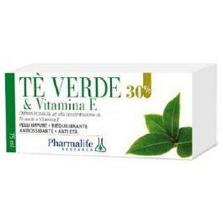 PHARMALIFE CREMA POMATA TE' VERDE & VITAMINA E 30% 75ml