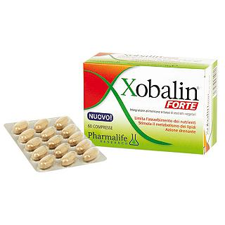 PHARMALIFE XOBALIN FORTE 60 COMPRESSE