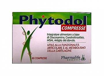 PHARMALIFE PHYTODOL 60 COMPRESSE