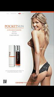 POCKET SUN AUTOABBRONZANTE SPRAY NO GAS