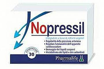 PHARMALIFE NOPRESSIL 30 COMPRESSE