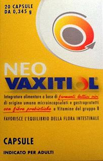NEOVAXITIOL 20 CAPSULE