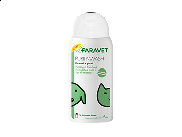 PARAVET PURITY-WASH 200 ML