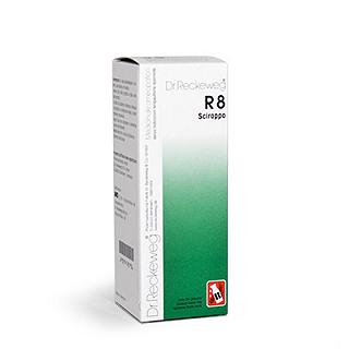 RECKEWECK R8 SCIROPPO 150ML