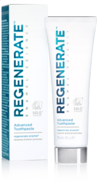 REGENERATE DENTIFRICIO AVANZATO 75ML Smalto dentale rigenerato