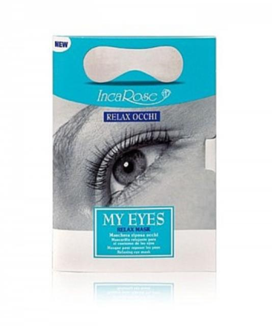 INCAROSE MY EYES RELAX MASK MASCHERA RIPOSAOCCHI