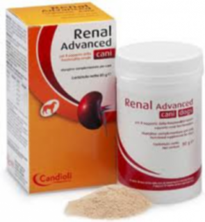 CANDIOLI RENAL ADVANCED CANI 70gr