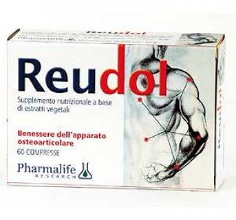 PHARMALIFE REUDOL 60 COMPRESSE
