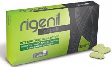 BENEFIT RIGENIL CAPELLI 30 COMPRESSE