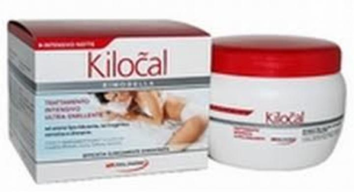 KILOCAL RIMODELLA INTENSIVO NOTTE 400 ml