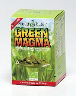 ROYAL GREEN - GREEN MAGMA 136 TAVOLETTE