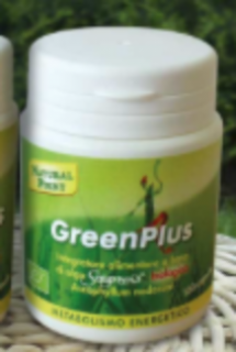 NATURAL POINT GREEN PLUS 120 capsule vegetali da 250 mg