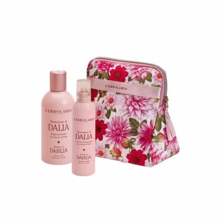 L'ERBOLARIO SFUMATURE DI DALIA BEAUTY SET COROLLA