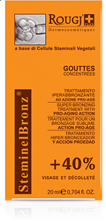ROUGJ STEMINEL BRONZ GOCCE 20 ml