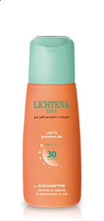 LICHTENA SOLE LATTE SPF30 - 125ml