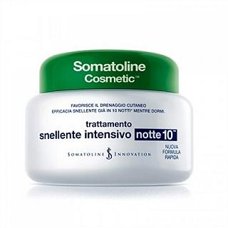 SOMATOLINE COSMETIC INTENSIVO NOTTE 10 400ml