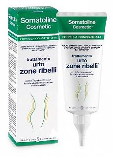 SOMATOLINE COSMETIC URTO  ZONE RIBELLI 100ml