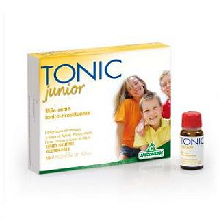 SPECCHIASOL TONIC JUNIOR 10 FLACONCINI DA 10ML