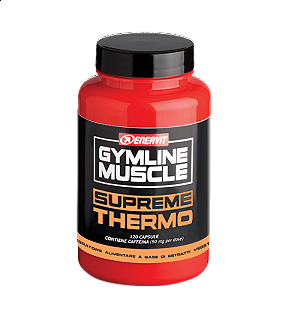 ENERVIT GYMLINE MUSCLE SUPREME THERMO 120 CAPSULE integratore
