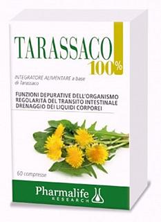 PHARMALIFE TARASSACO 100% 60 COMPRESSE
