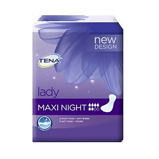 TENA LADY MAXI NIGHT - 12 PEZZI