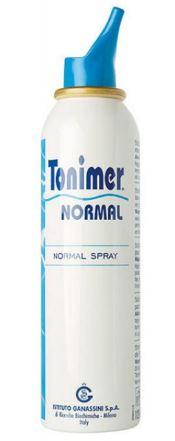 TONIMER NORMAL SOLUZIONE SPRAY 125ml