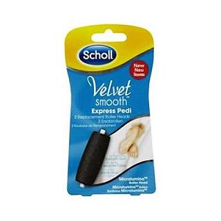 SCHOLL ricarica VELVET SOFT ROLL PEDICURE PROFESSIONAL