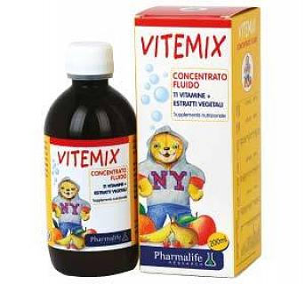 PHARMALIFE VITEMIX JUNIOR 200ml