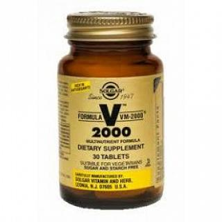 SOLGAR VM 2000 SUPPLEMENT 30 TAVOLETTE