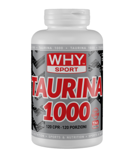 WHY SPORT TAURINA 1000