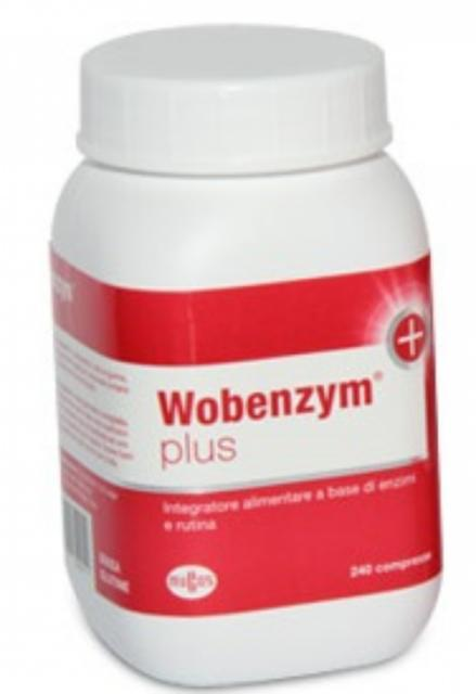 WOBENZYM PLUS 240 compresse NAMED