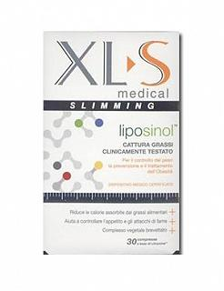 XLS MEDICAL LIPOSINOL 30 COMPRESSE