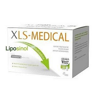 XLS MEDICAL LIPOSINOL 1 MESE DI TRATTAMENTO 180 COMPRESSE