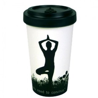 Tazza in Bamboo Yoga 500 mL Tazze ECO, in Bamboo